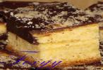 Schichttorte  Baumkuchen